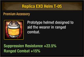 Replica EXO Helm T-05