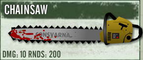 Chainsaw updated sdw