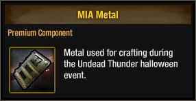 MIA Metal