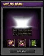 Opened ivan's other reward box