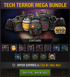Tech Terror Mega Bundle
