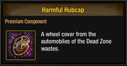 Tlsdz harmful hubcap