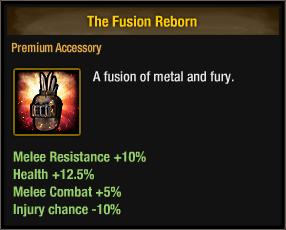 The Fusion Reborn