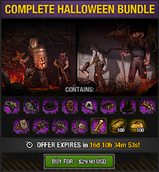Tlsdz complete halloween bundle 2014