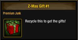 Tlsdz z-mas gift 1