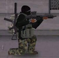 Survivor XM8