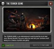 Terror dome intro