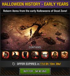 Halloween History - Early Years