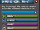 Compound Progress Report