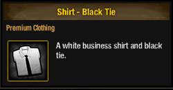 Tlsdz shirt tie