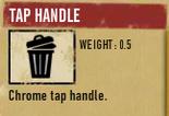 Tlsuc tap handle