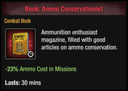 Ammo Conservationist