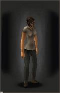 Ballistic Mask - Tread equipped female