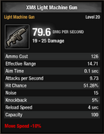 Normal XM8 Light Machine Gun