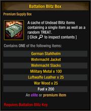 Battalion Blitz Box 1