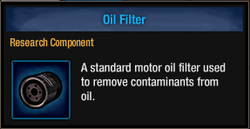 Tlsdz oil filter