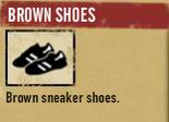 Tlsuc brown shoes description