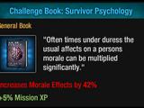 Survivor Psychology