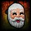 Tlsdz santa's ballistic mask closeup