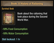 A history of rationing
