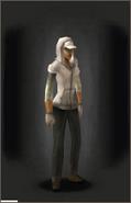 Alpine Recon - equipped female