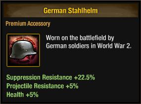 German Stahlhelm
