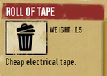 Tlsuc roll of tape