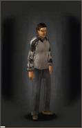 Tactical Camo Shirt - Urban equipped male
