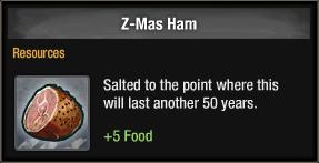Z-Mas Ham 2017