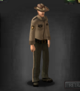 Sheriff Uniform.