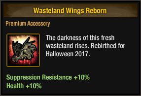 Wasteland Wings Reborn