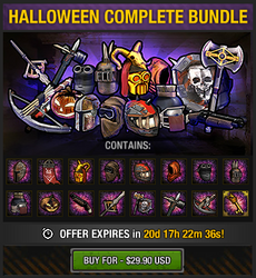Tlsdz halloween complete bundle