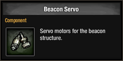 Beacon Servo