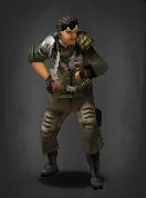 Hunt Knife User