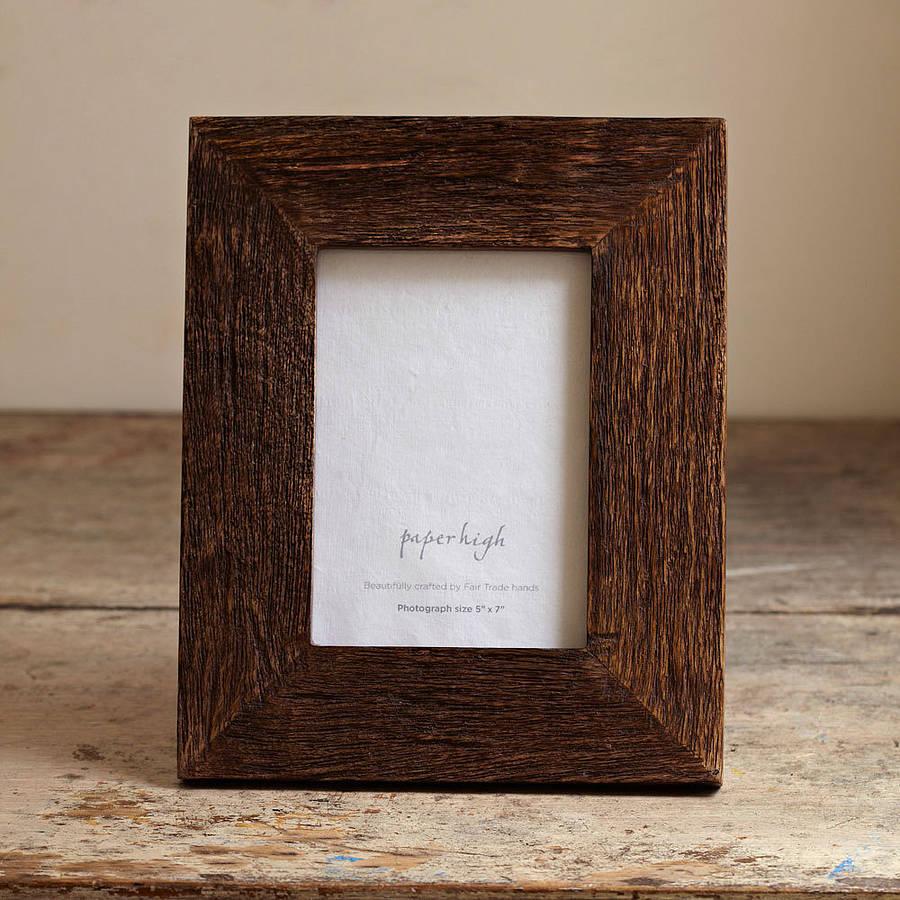 wood framejpg - Wood Picture Frame