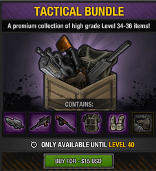 Tactical bundle