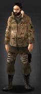 Camo desert survivor