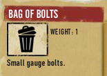 Tlsuc bag of bolts