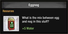 Eggnog 2018
