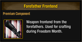 Forefather Frontend