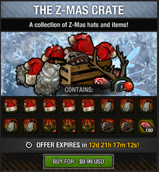 Tlsdz The Z-Mas Crate