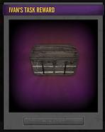 Unopened ivan's other reward box