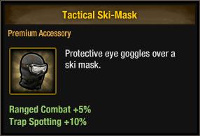Tactical Ski-Mask