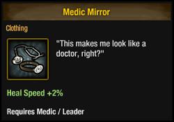 Medic Mirror