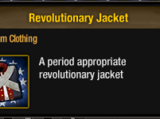 Revolutionary Jacket