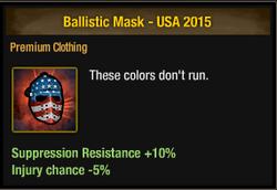 Tlsdz ballistic mask usa 2015