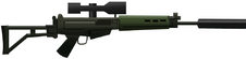 FAL Battle Rifle - Special Ops