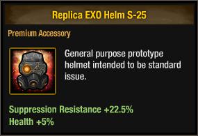 Replica EXO Helm S-25