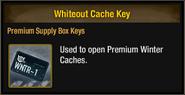 Whiteout Cache Key