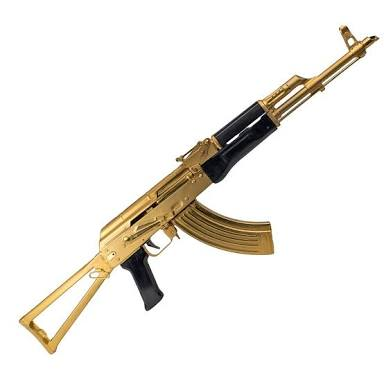 golden ak 47 the last stand wiki fandom powered by wikia. Black Bedroom Furniture Sets. Home Design Ideas